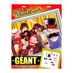PACK PHOTOBOOTH GEANT CHIC...