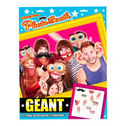 PACK PHOTOBOOTH GEANT 12...
