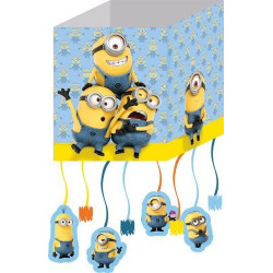 PINATA CARTON MINIONS LOVELY