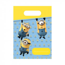 6 SACS.MINIONS LOVELY