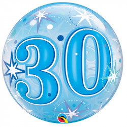 "(C) BALL.BUBBLE 22"" 30ANS..."