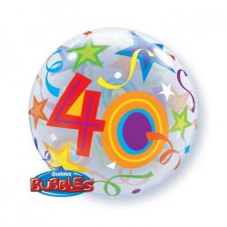 "(C) BALL.BUBBLE 22"" 40..."