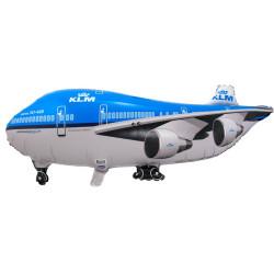 (C) BALL.MYLAR AVION KLM...