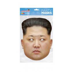 MASQ.CARTON KIM JONG UN