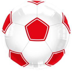 """(A) BALL.MYLAR 18"""" FOOTBALL..."""