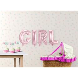 """BALLON (AIR) MOT """"GIRL""""..."""