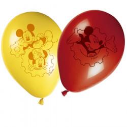 8 BALLONS IMP.MICKEY PLAYFULL