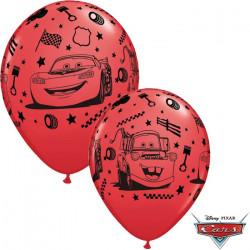 "6 BALL.11"" CARS..."