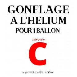 GONFLAGE (C) HELIUM LATEX...