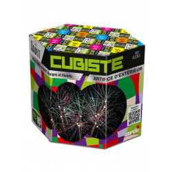 (F2) COMPACT CUBISTE 19cps...