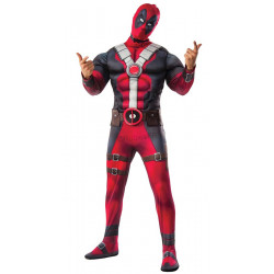 DEADPOOL LUXE HOM.M/L