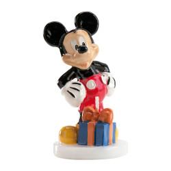 BOUGIE 3D H8cm MICKEY