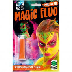 TUBE MAQUIL.FLUO 20ML ORANGE