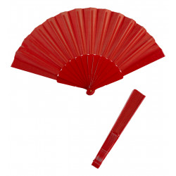 EVENTAIL 23CM ROUGE
