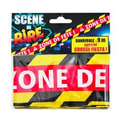 """BANDE """"ZONE DE FETE""""..."""